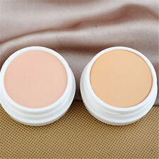 1X Nude Color Complexion Concealer Foundation Cream Black Eyes Acne Scars Makeup