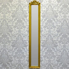 Miroirs doré rectangulaire pour la décoration intérieure