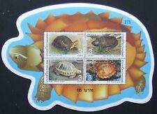 Thailand 2004-Turtle -1 M/Sh,Perf. MNH, TH 025