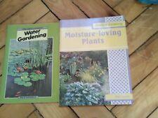 Water Gardening & Moisture Loving plants