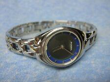 "Women's FOSSIL ""Big Tic"" Water Resistant Watch w/ New Batteries"