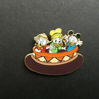WDW - Four Parks One World - Nephews Disney Pin 18798
