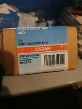 Osram XBO 150W/CR OFR Xenon Short-Arc Lamps without Reflector Naed 69237-0