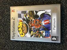 Crash Nitro Kart   Com Playstation 2 ps2 PAL VGC Children Gift
