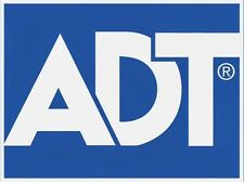 ADT Alarm Bell Box Sticker