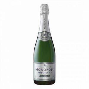 Heidsieck Monopole Silver Top Brut Champagne 75cl