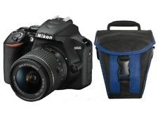 Cámara réflex - Nikon D3500, Sensor CMOS, 24.2 MP, Full HD,