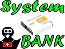 Batterie Lithium-Ion NP-BG1 pour SONY Cybershot DSC W200 HX5 WX1 W290 W270 W210