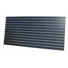 Slatwall Panel 2440X1220X18mm BLACK Premium Quality Slat Wall Board Sheet New