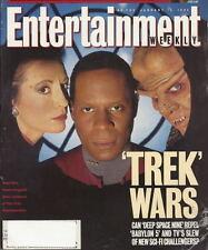 Deep Space Nine Entertainment Weekly Jan 1994 Babylon 5 Voyager Joan Rivers