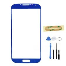 Front COLOR screen glass replacement + Protector for Samsung Galaxy s4 SIV phone