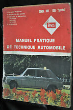 Revue technique automobile Simca 1100 et 1100 spécial n° 77R