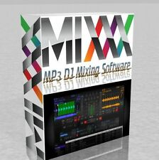 Pro DJ MP3 Mixing Software Midi Controller-BPM Erkennung-Download