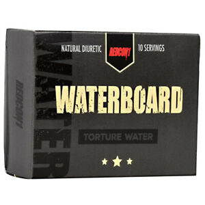 Redcon1 WATERBOARD Natural Diuretic Fat Water Loss 30 Tabs MUSCLE DEFINITION