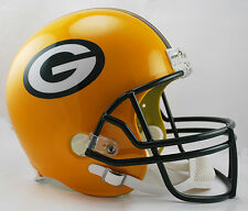 GREEN BAY PACKERS -Riddell Deluxe Replica Helmet