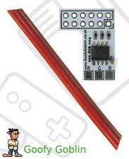 Nintendo 64 N64 Basic THS7316 RGB Amp Mod Board PCB