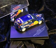 """Skid SKM162 Ford Focus WRC """"Red Bull"""" from the Semprit Rally 2000 in 1/43 scale"""