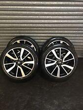 "Genuine Nissan Qashqai Tekna J11 Alloy Wheels And Tyres 19"" 225/45/19"