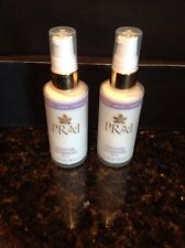 Lot of 2 PRAI PROTECTIVE DAY MOISTURE SPF 15 - 1.7 FL OZ each