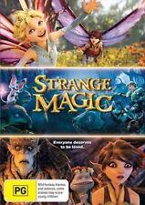 Strange Magic - DVD Region 4