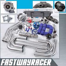 RSX TYPE-S Base Civic HB EP3 SI K20 T04E T3 T3/T4 Turbo Kit Cast Turbo Manifold
