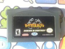 Nintendo   GAMEBOY ADVANCE BATTLE BOTS   FREE POSTAGE DS