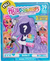 Hairdorables - Series 3 Surprise Doll - Styles May Vary NEW