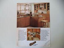 advertising Pubblicità 1982 CUCINE GATTO - CAMERANO ANCONA