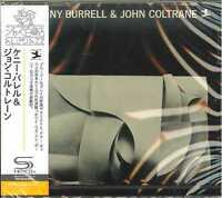 KENNY BURRELL-KENNY BURRELL & JOHN COLTRANE -JAPAN SHM-CD C94