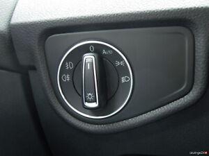 VW / SKODA - Aluring für Lichtschalter - ZIERRING DESIGN ALUMINIUM R-LINE