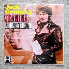 Single / JACK GRUNSKY / AMADEO / AUSTRIA / RARITÄT / 1970 /