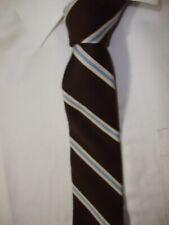 Tommy Hilfiger men's Silk & Wool skinny necktie TIE  58X3