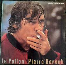 Pierre Barouh Le Pollen 1982 Remastered CD2001 David Sylvian Ryuichi Sakamoto