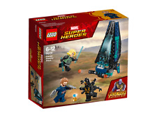 LEGO ® MARVEL SUPER HEROES 76101 Outrider DROPSHIP-ATTACCO NUOVO OVP _ NEW MISB NRFB