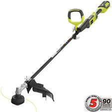 Ryobi Electric Weed Eater Lawn Cutter Cordless Attachment String Yard Trimmer