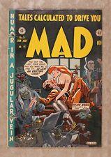 Mad #5 GD 2.0 1953