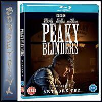PEAKY BLINDERS COMPLETE SERIES 5 - FIFTH SERIES  **BRAND NEW BLU-RAY ***