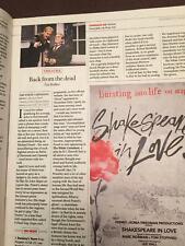 MICHAEL PRAED UK Seven Magazine February 2014