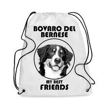 Borsa Sacca cane BOVARO DEL BERNESE MY BEST FRIEND