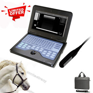 Hot CMS600P2(VET) B-Ultrasound Scanner machine+7.5MHZ Rectal Probe,Veterinary,CE