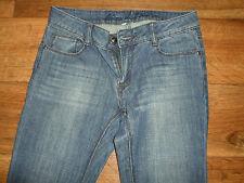 Jeans Gr.34 blau 5 pockets Denim STRAUSS INOVATION by Anne L.Denim TOP