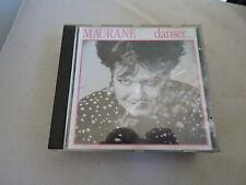 maurane : danser - cd rare 1er édition de 1986 - saravah éditions - bon état