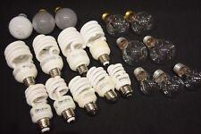 CFL and Flood/Spot lights assortment