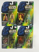 Star Wars Kenner POTF DS Gunner. Lando, Luke, Greedo 1996 Sealed
