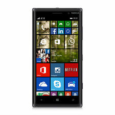 "Nokia Lumia 830 Black 16GB 5"" Inches Factory Unlocked LTE 4G 3G 2G"