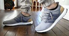 Adidas Ultra Boost 3.0 LTD Limited Grey Leather Cage 9UK 9.5US 43.3EU BB1092 NEW