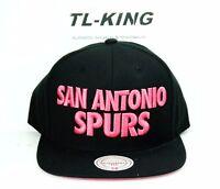 Mitchell & Ness M&N San Antonio Spurs Playoff Chase Snapback Adjustable Hat F