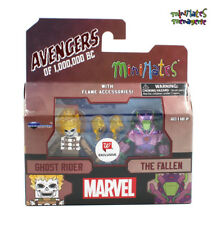 Marvel Minimates Walgreens Avengers of 1,000,000 BC Ghost Rider & The Fallen