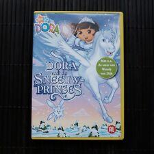 DORA SAVES THE SNOW PRINCESS -  DVD