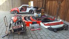 Porsche 911 2,7 Coupe 1974 930 935 SC RS RSR Projekt geschweisst, gesandstrahlt